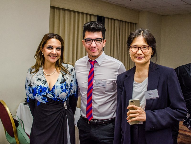 Photos of Heterocycles in Medicinal Chemistry, Synthesis and Analysis in New York #40